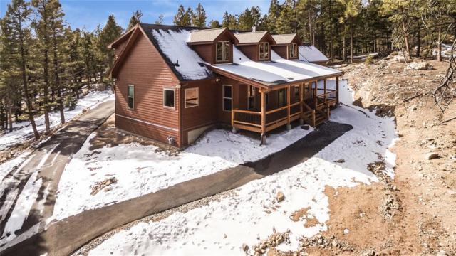 12948 Piano Meadows Drive, Conifer, CO 80433 (MLS #8014852) :: 8z Real Estate