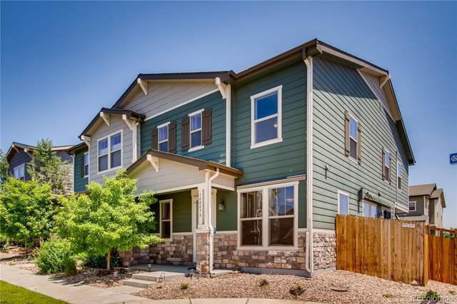 14843 W 70th Drive A, Arvada, CO 80007 (#8014898) :: Bring Home Denver with Keller Williams Downtown Realty LLC