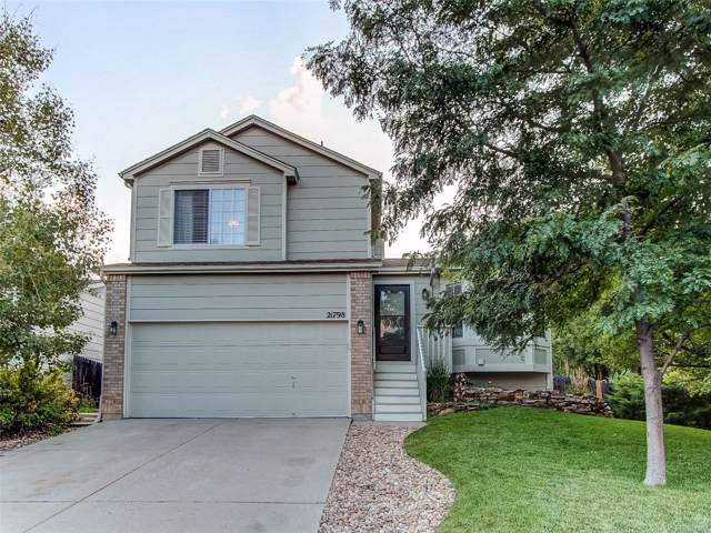 21798 Omaha Avenue, Parker, CO 80138 (#8014926) :: Bring Home Denver with Keller Williams Downtown Realty LLC