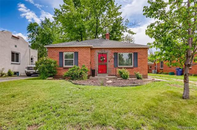 1410 Newport Street, Denver, CO 80220 (#8015024) :: The Colorado Foothills Team | Berkshire Hathaway Elevated Living Real Estate