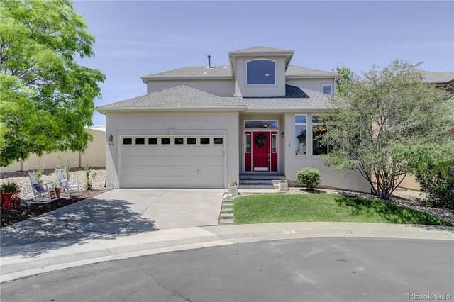 4448 E Phillips Place, Centennial, CO 80122 (MLS #8015057) :: 8z Real Estate