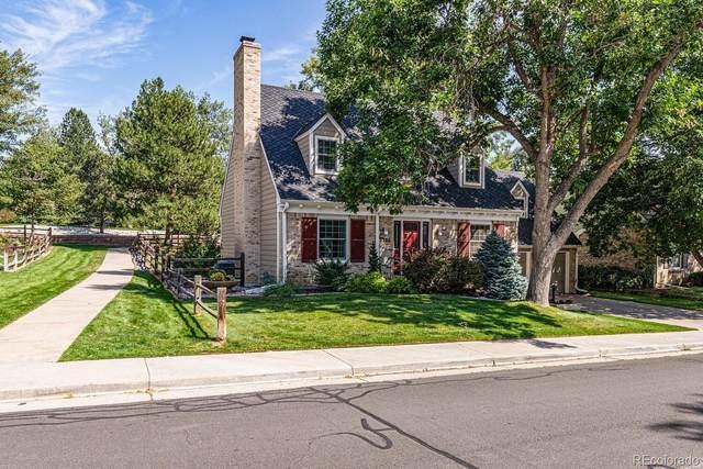 7286 S Newport Way, Centennial, CO 80112 (#8015188) :: Compass Colorado Realty