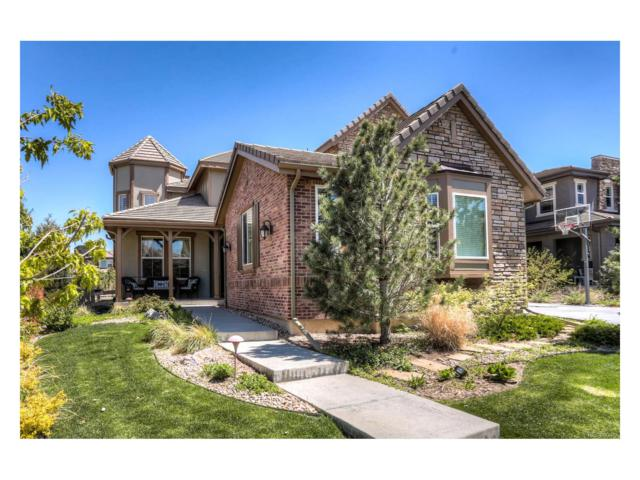 10474 Marigold Court, Highlands Ranch, CO 80126 (#8015856) :: The Peak Properties Group