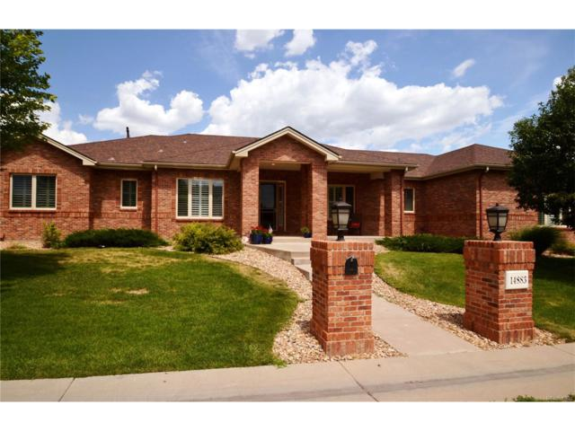 14883 W 55th Drive, Golden, CO 80403 (MLS #8016037) :: 8z Real Estate