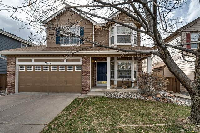 9619 Silverberry Circle, Highlands Ranch, CO 80129 (#8016479) :: The Dixon Group