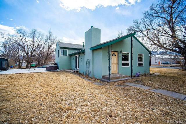 77 Illinois Avenue, Salida, CO 81201 (#8016485) :: Portenga Properties - LIV Sotheby's International Realty