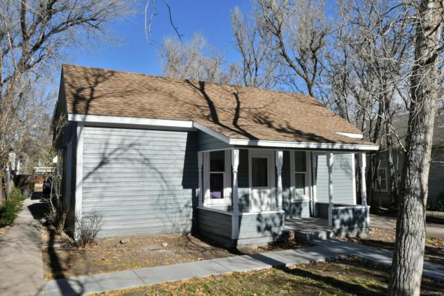 2211 Spruce Street, Boulder, CO 80302 (#8016558) :: The Peak Properties Group