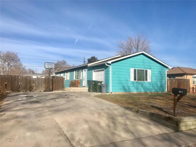 25 S Ingalls Street, Lakewood, CO 80226 (#8017138) :: Wisdom Real Estate