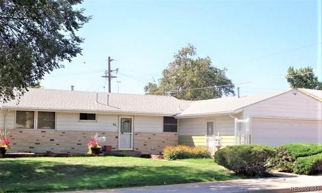 60 Greenwood Boulevard, Denver, CO 80221 (MLS #8017151) :: The Sam Biller Home Team