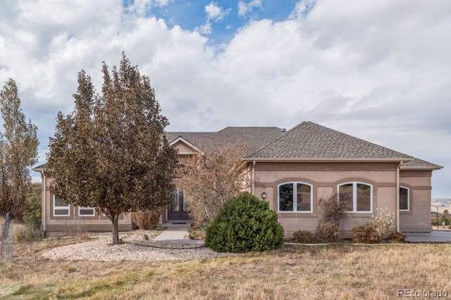 4487 Bell Mountain Drive, Castle Rock, CO 80104 (#8017261) :: Wisdom Real Estate