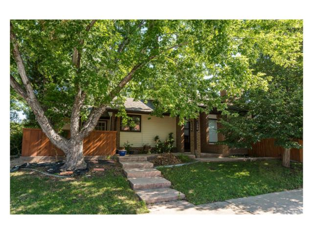 1590 S York Street, Denver, CO 80210 (MLS #8017426) :: 8z Real Estate