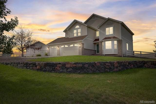 8670 E 145th Place, Brighton, CO 80602 (#8017635) :: The DeGrood Team