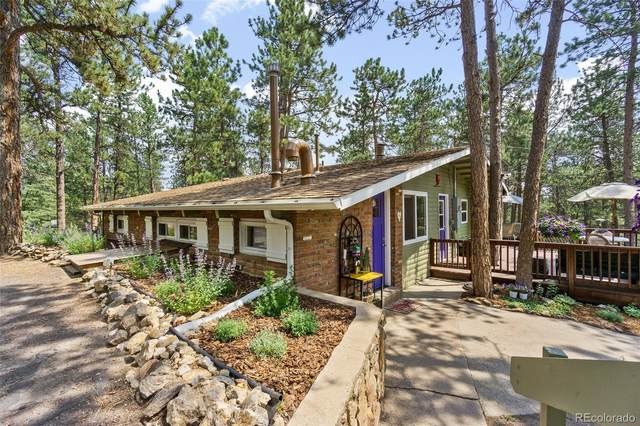 5432 Maggie Lane, Evergreen, CO 80439 (#8018172) :: You 1st Realty
