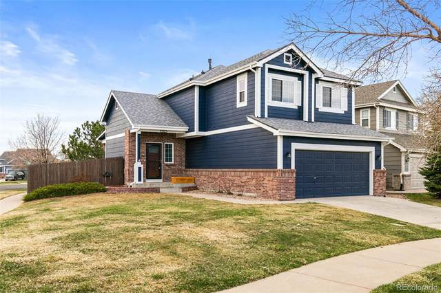 3846 S Quemoy Court, Aurora, CO 80018 (MLS #8018381) :: The Sam Biller Home Team