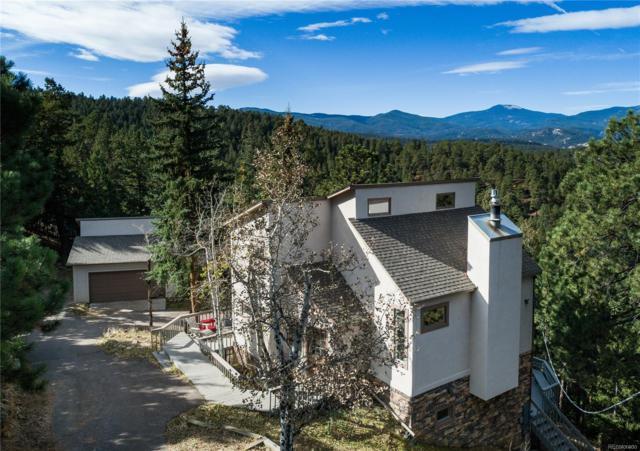 29271 Upper Moss Rock Road, Golden, CO 80401 (#8018444) :: The Peak Properties Group