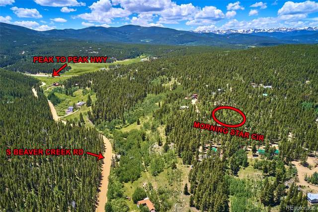 0 Morning Star Circle, Black Hawk, CO 80422 (MLS #8018485) :: Bliss Realty Group