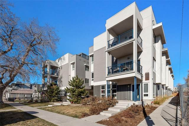 2725 W 25th Avenue #7, Denver, CO 80211 (#8019632) :: My Home Team