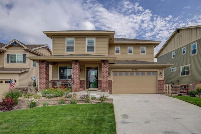 20495 Northern Pine Avenue, Parker, CO 80134 (#8019643) :: The Peak Properties Group