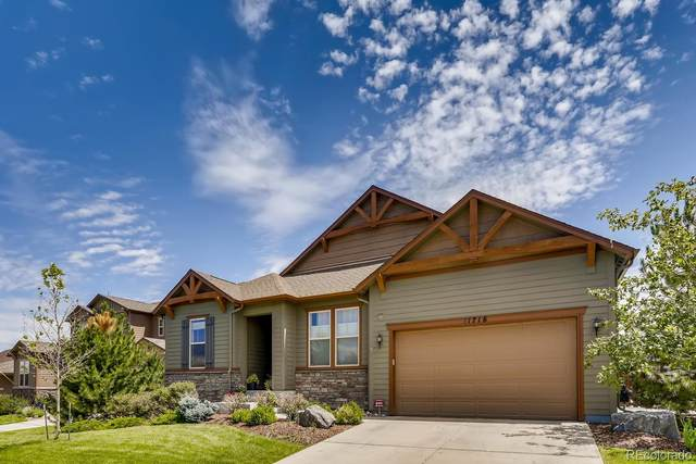 11716 Spotted Street, Parker, CO 80134 (#8019960) :: The DeGrood Team