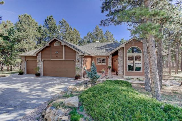 52 Strawflower Lane, Golden, CO 80401 (#8020083) :: The HomeSmiths Team - Keller Williams