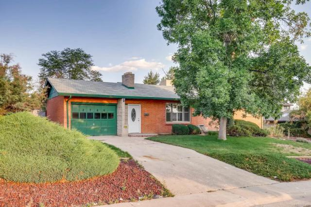 2780 S Utica Street, Denver, CO 80236 (#8020513) :: Briggs American Properties