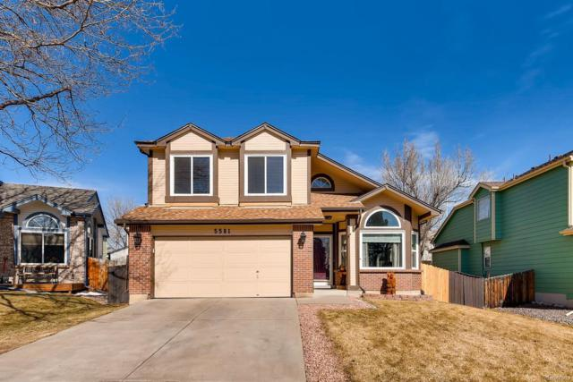 5581 W 117th Place, Westminster, CO 80020 (MLS #8020698) :: 8z Real Estate