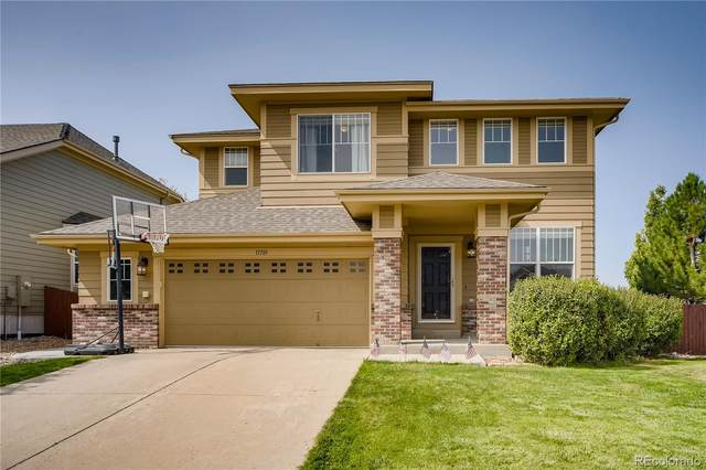 11701 Greenlet Court, Parker, CO 80134 (#8020893) :: The Brokerage Group