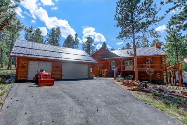 66 Territory Drive, Pine, CO 80470 (#8020905) :: James Crocker Team
