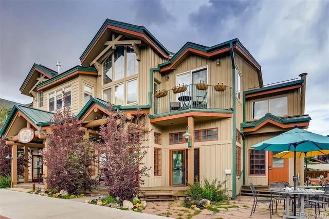 111 E Main Street #201, Frisco, CO 80443 (#8021066) :: My Home Team