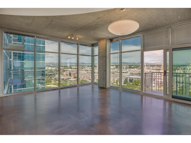 1700 Bassett Street #1616, Denver, CO 80202 (MLS #8021111) :: 8z Real Estate