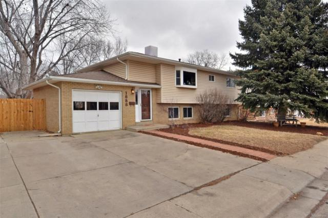 1858 Duchess Drive, Longmont, CO 80501 (#8021344) :: The Griffith Home Team