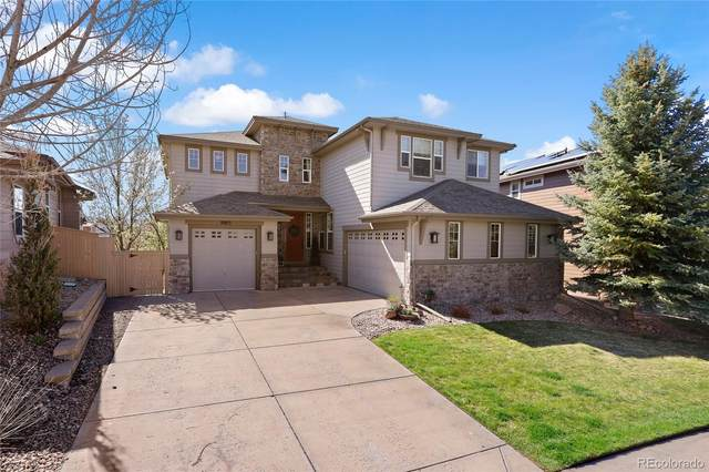 10815 Glengate Circle, Highlands Ranch, CO 80130 (#8021530) :: The DeGrood Team