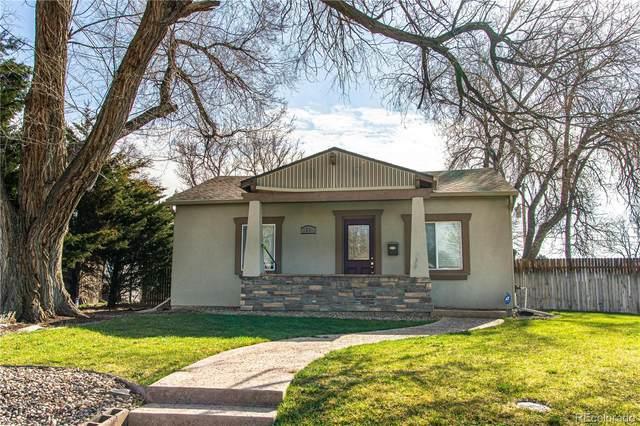 1290 S Tennyson Street, Denver, CO 80219 (#8021651) :: Bring Home Denver with Keller Williams Downtown Realty LLC