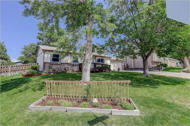 10491 W Ida Place, Littleton, CO 80127 (#8021679) :: Bring Home Denver with Keller Williams Downtown Realty LLC