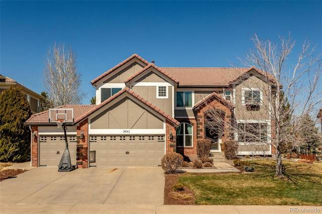 9641 Bay Hill Drive, Lone Tree, CO 80124 (MLS #8021709) :: The Sam Biller Home Team