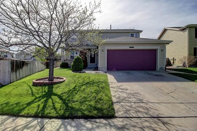 5342 S Rome Street, Aurora, CO 80015 (#8022024) :: Portenga Properties