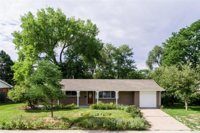 432 W Caley Avenue, Littleton, CO 80120 (#8022166) :: The Healey Group