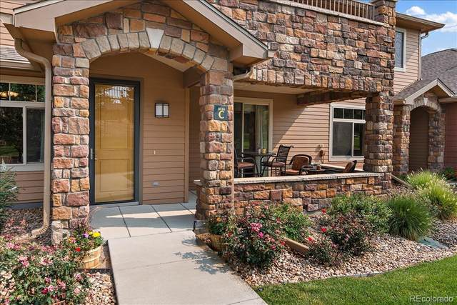 8524 Gold Peak Drive C, Highlands Ranch, CO 80130 (#8022282) :: The DeGrood Team
