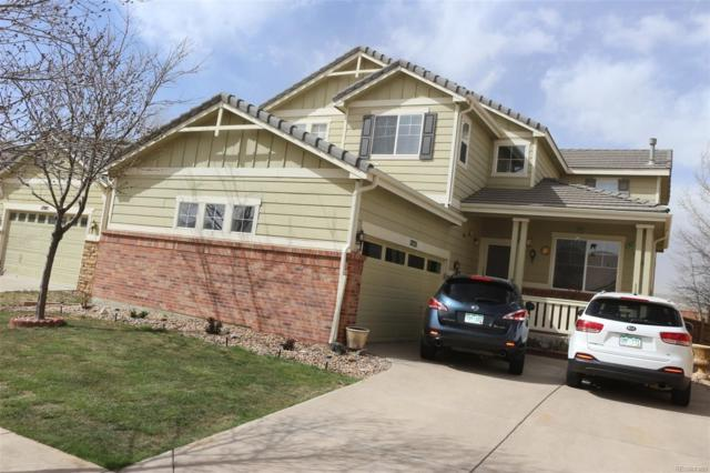 17135 E 102nd Place, Commerce City, CO 80022 (#8022300) :: The Peak Properties Group