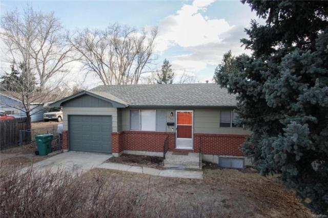 405 Edgewood Drive, Colorado Springs, CO 80907 (MLS #8022355) :: Kittle Real Estate