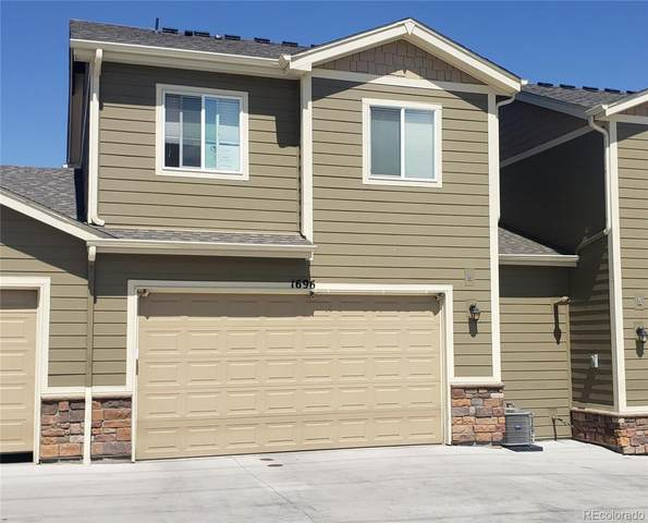 1696 Aspen Meadows Circle, Federal Heights, CO 80260 (#8022450) :: Kimberly Austin Properties