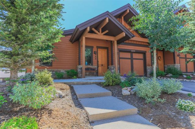 745 Bear Trail, Winter Park, CO 80482 (#8022960) :: HomeSmart Realty Group