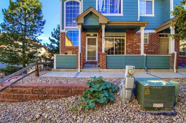 2855 Rock Creek Circle #311, Superior, CO 80027 (#8023086) :: The DeGrood Team