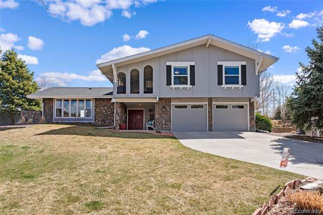20857 E Shefield Place, Parker, CO 80138 (#8023378) :: The Harling Team @ HomeSmart
