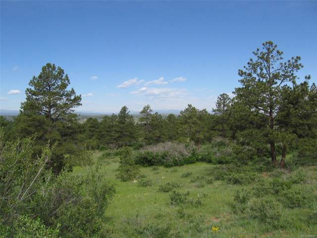 10 Lost Lake Drive, Franktown, CO 80116 (#8023585) :: The DeGrood Team