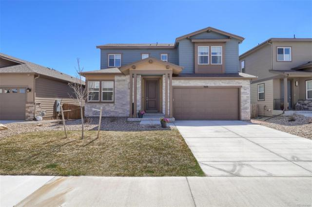 3676 Ghost Dance Drive, Castle Rock, CO 80108 (#8023681) :: Colorado Team Real Estate