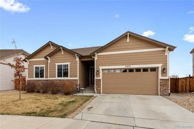 5373 Retreat Circle, Longmont, CO 80503 (#8024427) :: iHomes Colorado