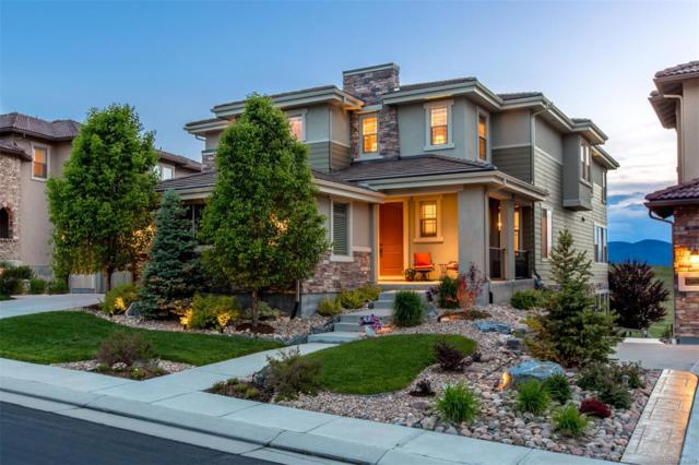 10737 Manorstone Drive, Highlands Ranch, CO 80126 (#8024433) :: The HomeSmiths Team - Keller Williams
