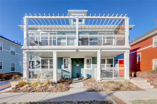 2663 Roslyn Street A8, Denver, CO 80238 (#8025230) :: Arnie Stein Team | RE/MAX Masters Millennium