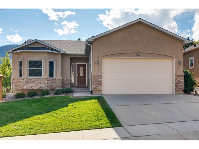 7416 Centennial Glen Drive, Colorado Springs, CO 80919 (#8025237) :: The Pete Cook Home Group